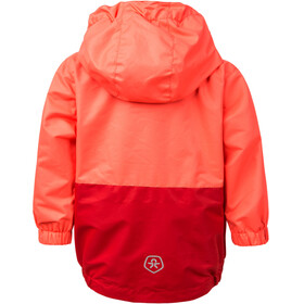 Color Kids Torgun Mini Jacket Kids fiery coral